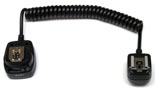 Off Camera ETTL Cord for Canon — 3 Foot Coiled Cord