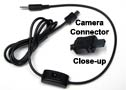 Shutter Release Cable for Nikon with MC-DC2 Connector